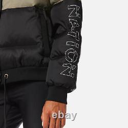 Pe Nation Under The Wire Puffa Jacket Rrp £450.00