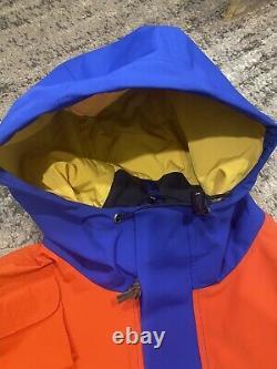 Polo Ralph Lauren Men's Hi-Tech Field Jacket Med Waterproof Sport Anorak $598+