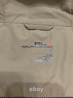 Polo Ralph Lauren RLX Jacket 712 Expedition 92 Hi Tech VTG RRL Rare