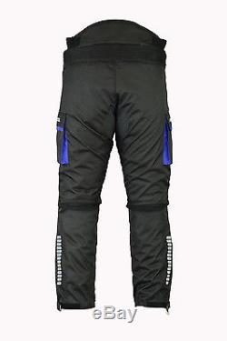 ProFirst Motorcycle Cordura Suit Motorbike Waterproof Armours Jacket Trouser