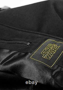 RRP $229 Star Wars Sith Lord Coat Jacket by Musterbrand Size XS S M L XL