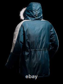 Rare! NWT Columbia Star Wars Rogue One Captain Cassian Andor Rebel Parka Size S