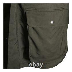 Ridgeline Typhoon Jacket Olive Hunting country waterproof breathable RRP £169.99
