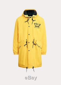 Size S, M, L, XL, XXL Polo Ralph Lauren Men's Stadium Jacket style 710776881001