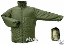 Snugpak Military Softie SLEEKA ELITE Jacket Green WARM