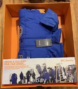 Star Wars Empire Crew Parka Echo Base Columbia Sold Out S Small Han Luke Leia