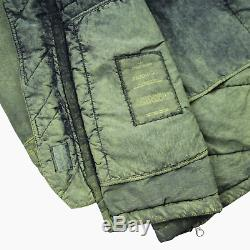 Stone Island Shadow Project Raso-R 3L Nylon Metal Double Front Parka Jacket L BN