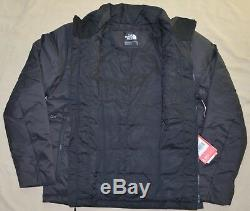 TNF New Large L Men THE NORTH FACE GateBreak 2 puffer down SKI jacket coat Black