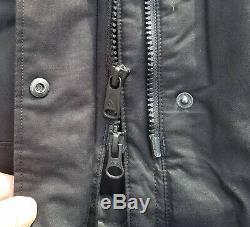 The NORTH FACE ARCTIC PARKA Black Medium Faux Fur Down Jacket Coat CC13 New NWT
