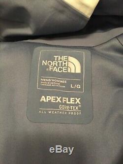 The North Face1990 Mountain Jacket GTX Goretex TNF APEX FLEX SIZE L NEW