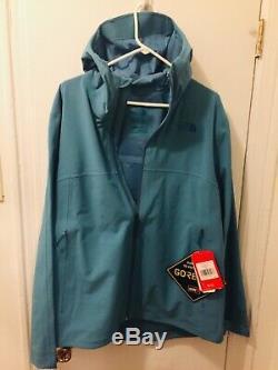 The North Face1990 Mountain Jacket GTX Goretex TNF BLUE APEX FLEX SIZE XL NEW