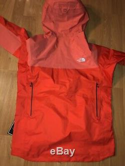 The North Face $450 Mens Gortex Jacket L5 Fuse Summit Series NEW Size Large
