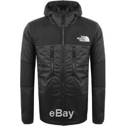 The North Face Himalayan Men's Light Synthetic Insulated TNF Black Jacket SMLXL