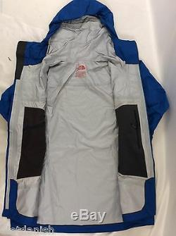 The North Face Men's Hyalite Jacket Summit Series Snorkel Blue Size Large L