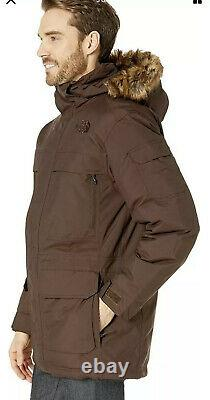 The North Face Mens McMurdo Parka III Size M