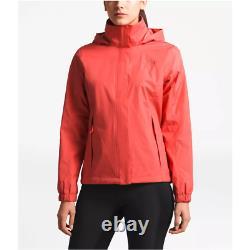 The North Face Resolve 2 Womens DryVent Waterproof Rain Jacket Plus Size XXL 2XL