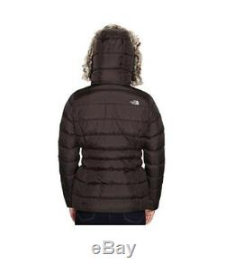 The North Face Women's Gotham II Jacket in TNF Black Sz XS-XL NEW with Tags