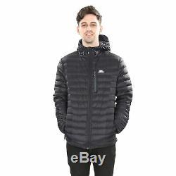 Trespass Mens Packaway Down Jacket Lightweight Padded Coat Digby XXS-XXL