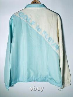 Unisex Lacoste LIVE x GOLF le FLEUR Colourblock Jacket