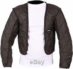 Weise Onyx GT Mens Black Waterproof Textile Motorcycle Jacket New RRP £199.99