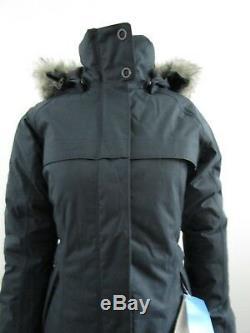 Womens Columbia Flurry Run Down Insulated Warm Winter Fashion Hooded Jacket