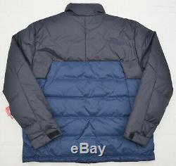 XXL THE NORTH FACE Men puffer down Winter jacket New coat Black TNF Ski Trek 2XL