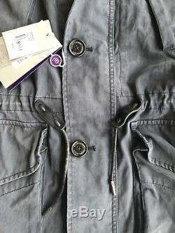 1995 $ Ralph Lauren Purple Label Veste Militaire Française Ajustée Bastille Canadienne