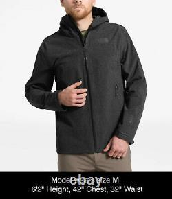 $249 Nwt The North Face Homme Gore-tex Apex Flex Gtx 3.0 Waterproof Jacket XL