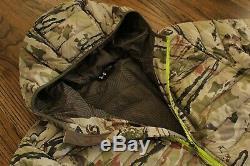 47 Under Armour Ridge Reaper 33 Bas / Bourre Synthétique Packable Veste Sz Grand