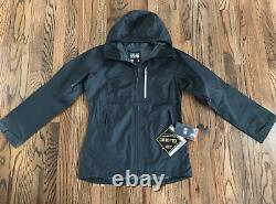 58 Mountain Hardwear Exposure 2 Gore-tex Paclite Black Jacket Homme Moyen