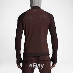 842779-210 Nouveau Avec L'étiquette Nike Team Gyakusou Undercover Men Zip Jacket Pleine 250 $