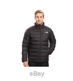 Aconcagua North Face Hommes Veste En Tnf Black 550 Recopier Vers Le Bas Sz S-2xl Nouveau