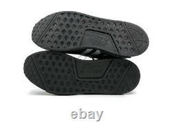 Adidas Nmd R1 Veste Technique Hommes Running Shoe Beige Black Workout Sneaker Nouveau