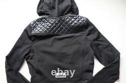 Adidas Par Stella Mccartney Climaheat Full Zip Fleece Hoodie Jacket Ax6955 S