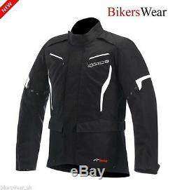 Alpinestars Cordoba Drystar Entièrement Imperméable Veste Textile Pour Moto Taille XL