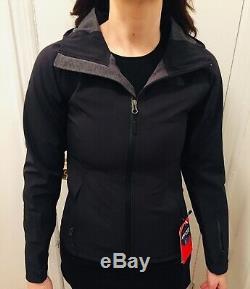 Apex North Face Femmes Flex Gtx 2.0 Veste Noire Gore-tex Taille Xs Tn-o Nouveau