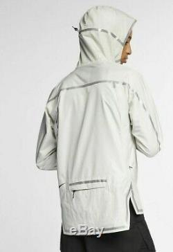 Ar9827-095 Tn-o Hommes Nike Tech Pack Windrunner Full-zip Hooded Veste De Running 250 $