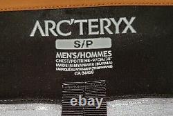 Arc'teryx Homme Beta Ar Pro Gore-tex Jacket Caribou Small New
