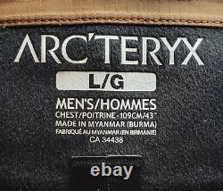 Arc'teryx Homme Beta Ar Pro Gore-tex Veste Caribou Grand Nouveau