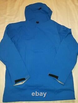 Arc'teryx Sabre Jacket Homme XL Rigel Blue New Avec Tags 16214