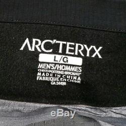 Arc'teryx Theta Ar Gore-tex Pro Hommes Veste Grand -noir- Nouveau