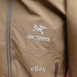 Arcteryx Beta Ar Homme Très Grand Gore-tex, Couleur Caribou, Veste Neuve
