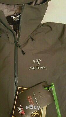 Arcteryx Beta Sv Shell Veste Moyennes Hommes, Tout Neuf, Pdsf 649 $
