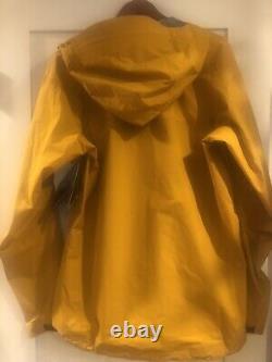 Arcteryx Hommes Beta Sl Hybrid Jacketlargegore-tex Hooded Jackethardshellyellow