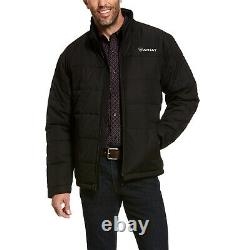 Ariat Homme Crius Black Insulated Concealed Carry Jacket 10028355