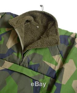 Arktis A210 Mammoth Warm Fleece Pullover Veste De Climat Froid Suédois M90