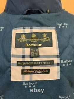 Barbour Altair Veste Pour Femme Marine Us 10