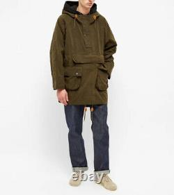 Barbour X Engineered Garments Green Longshoreman Warby Veste Taille Petite / Moyenne