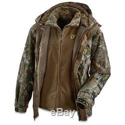 Blouson Scent Blocker Outfitter Jacket 3 N 1 Système Manteau Respirant Imperméable