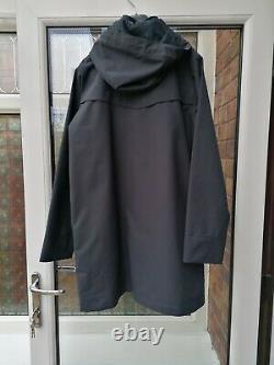 Bnwt Barbour Womens Coastal Roseate Waterproof Jacket Blue Uk10 12 14 Rrp£219